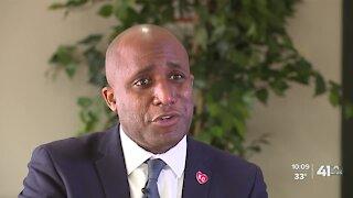 KCMO Mayor Quinton Lucas talks 'pandemic of gun violence'