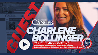 Charlene Bollinger | Truth About Dr.Fauci, Censorship, Bill Gates and more