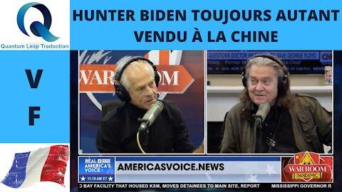 HUNTER BIDEN TOUJOURS AUTANT VENDU À LA CHINE...