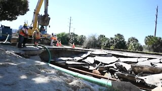 Boil water advisory still active for West Palm Beach and Palm Beach