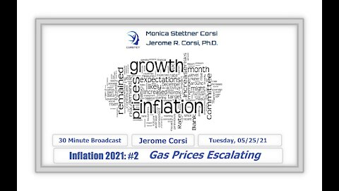 Corstet: Inflation 2021 #2 - Gas Prices Escalating
