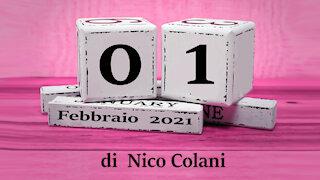 Siamo arrivati a febbraio 2021 di Nico Colani