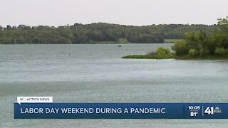Labor Day weekend provides stress relief during pandemic