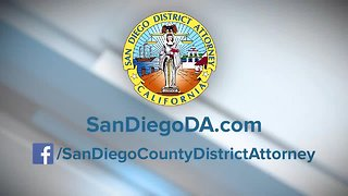 San Diego County District Attorney: Prosecuted Scam