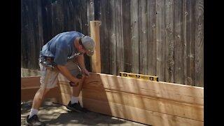 Man Makes Incredible DIY Swimming Pool in His Backyard!