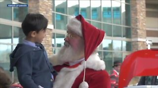 Denver7 Everyday Hero brightening holidays for hospitalized children