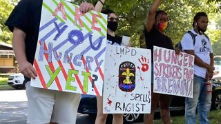 Hunger Strikers Want Officers Involved In Breonna Taylor's Death Fired