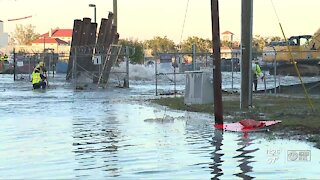Water boil notice issued for Tampa residents following water main break