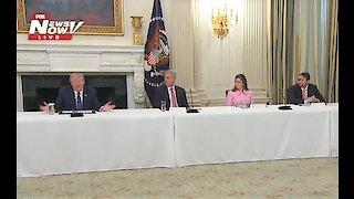 Trump: Adam Schiff Is A Sick, Sick Man With A 9 Inch Neck