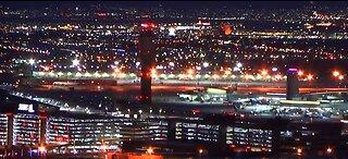 Las Vegas airport celebrates milestone