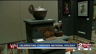 Cherokee National Holiday Weekend