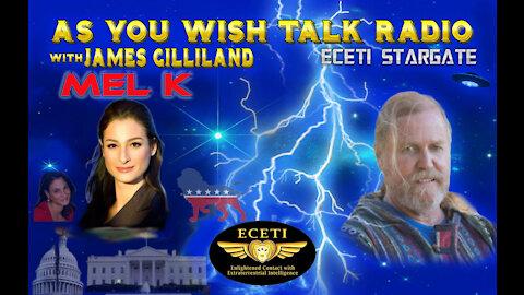 Mel K - As You Wish Talk Radio - EPIC Mel K Truth Bombs!