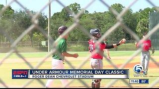 2019 Under Armour Memorial Day Classic