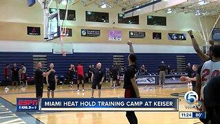 Keiser host Miami Heat/Esports Club 10/1