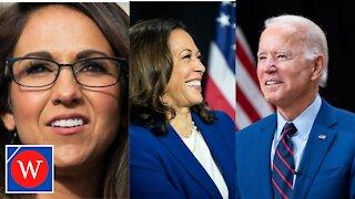 'Impeach Biden, Impeach Harris': Congresswoman Lauren Boebert Gives Fiery Speech.