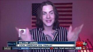 Local musician's journey on American Idol