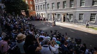 Boris Johnson Gives His First Speech As U.K. Prime Minister