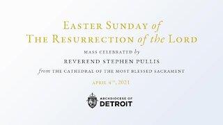 Easter Mass Sunday