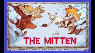 The Mitten by Jan Brett   Read Aloud   Simply Storytime