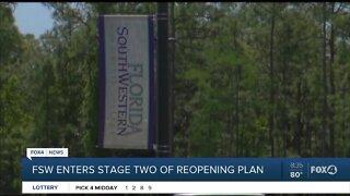 Florida Southwestern University enters phase two reopening