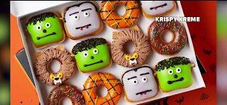 Halloween Krispy Kreme donuts available today