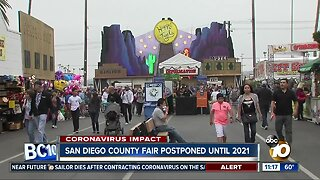 San Diego County Fair postponed until 2021