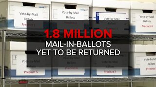 Florida postal delivery times below national average as Election Day approaches