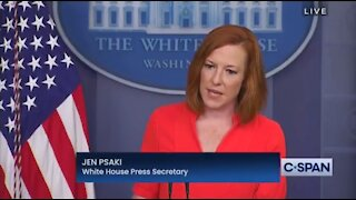 Psaki Claims Biden Admin Has 'The Highest Ethical Standards of Any Admin in History'