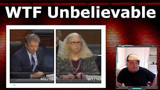 Senator Rand Paul DESTROYS Dr. Rachel Levine