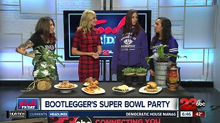 Foodie Friday: Bootlegger's Super Bowl