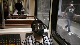 CDC Recommends Mask Wearing For All Public, Commercial Transportation