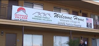 Veterans Village Las Vegas to add housing units to help entire community
