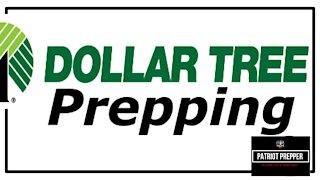 Dollar Tree prepping