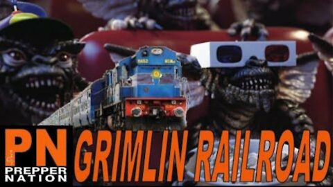 The Grimlin Railroad Plan During SHTF