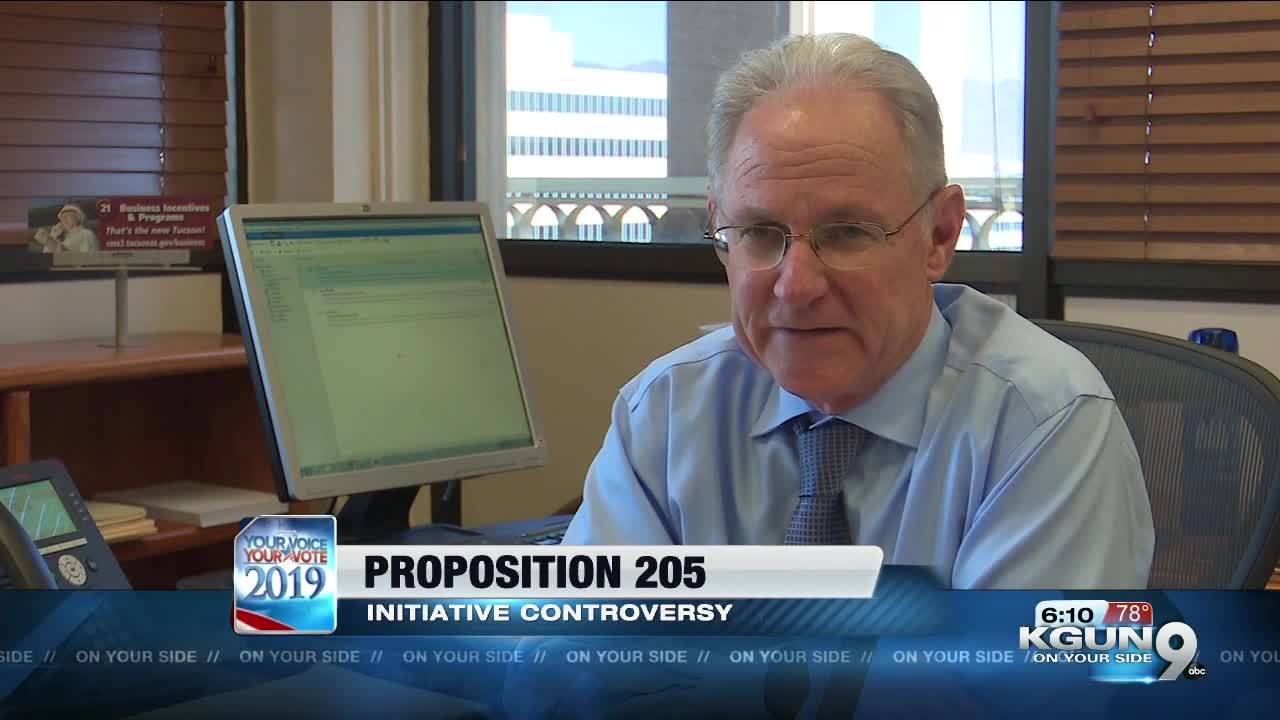 Prop 205 election coverage