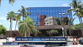 Fort Myers city council to discuss new home for Fort Myers Police