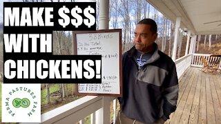 Making Money Raising Chickens