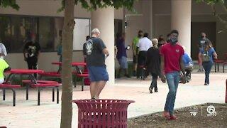 Florida voters deadline to register to vote is Oct. 5