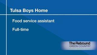 Who's Hiring: Tulsa Boys Home