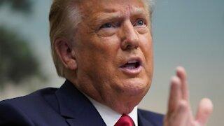 Pres. Trump Will Leave If Electoral College Seats Biden