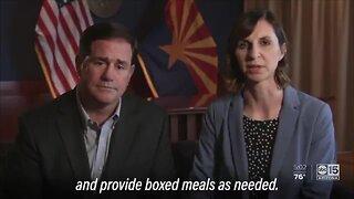Arizona schools closed: Gov. Doug Ducey announces statewide closure of schools over coronavirus
