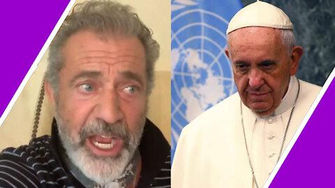 Mel Gibson Says 'DEEP SICKNESS Afflicts The Church' / Hugo Talks #lockdown