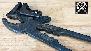 Coolest Tool Ever! - Windmill Tool Restoration