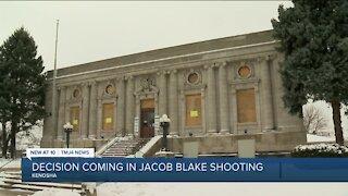 Kenosha braces for potential fallout regarding decision in Blake shooting