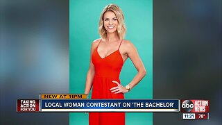 Venice woman looking for love on 'The Bachelor'