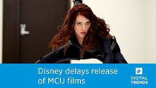 Disney pushes back MCU releases for Black Widow, Eternals and more