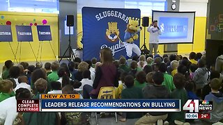 Kansas bullying task force shares recommendations
