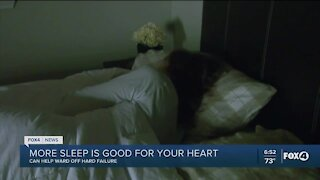 Sleep can protect you from heart failure