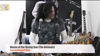 House of th Rising Sun - The Animals - Cover by KriegsmIT Music