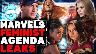 Marvel's Feminist Agenda Exposed!